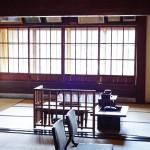 小樽鰊御殿の帳場