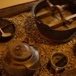 小樽鰊御殿の囲炉裏