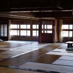 小樽鰊御殿(旧田中福松邸)の大広間