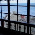 鰊御殿(旧田中福松邸)の眺望