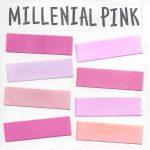 ミレニアルピンク MILLENIAL PINK とは